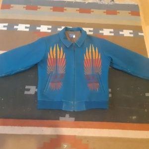 Vintage Beaver State Pendleton wool jacket